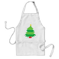 Holiday Apron - Ready to Personalize