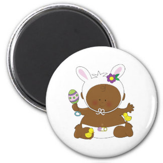 Holiday Baby Magnet
