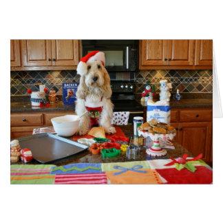 Holiday Baking Card