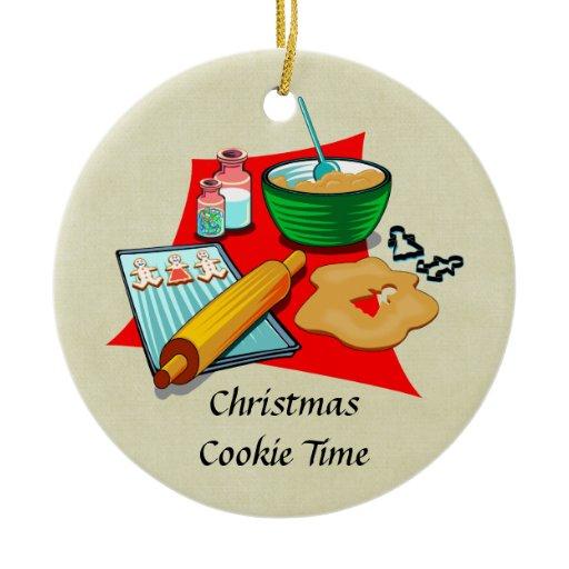Holiday Baking Christmas Cookies Ingredients Baker