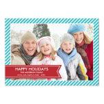 HOLIDAY BANNER   HOLIDAY PHOTO CARD CUSTOM INVITATION