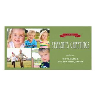 Holiday Banner Holiday Photo Card Photo Cards