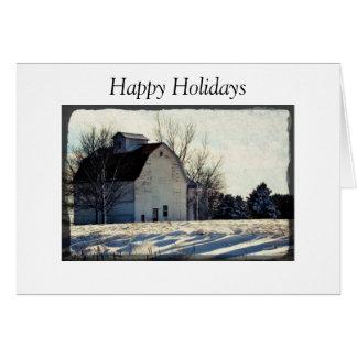 Holiday Barn Greeting Cards