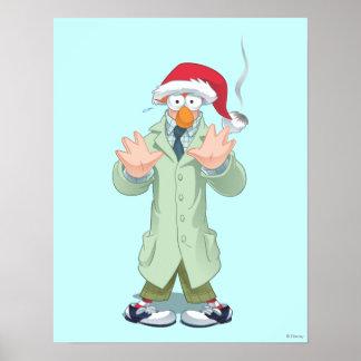 Holiday Beaker 2 Poster