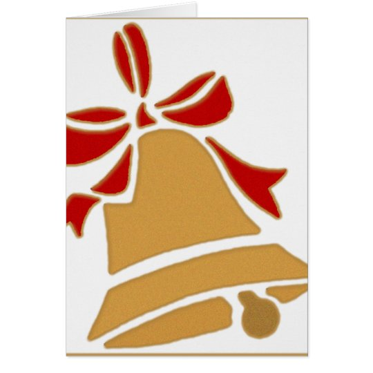 Holiday Bell Card