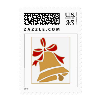 Holiday Bell Stamp