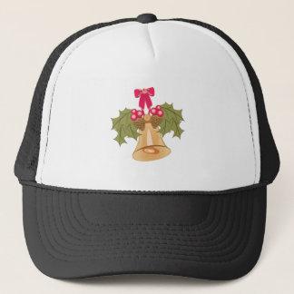 Holiday Bell Trucker Hat
