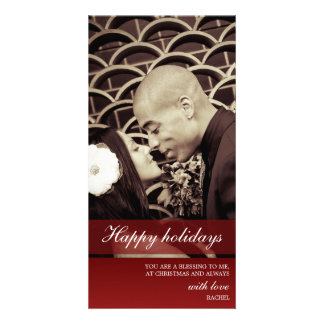 HOLIDAY BLESSING CARD
