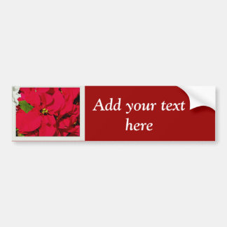 Holiday Blessings_ Car Bumper Sticker