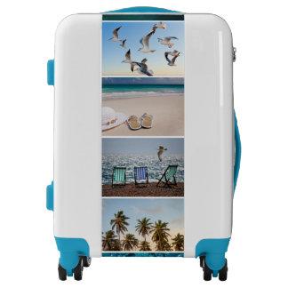 Holiday Blues Luggage