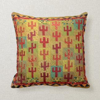 Holiday Cactus Pillow