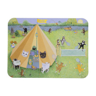 Holiday Camp Magnet