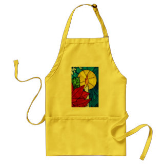 Holiday Candle Apron