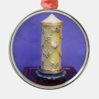 Holiday Candle Ornament