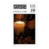 Holiday Candle Postage