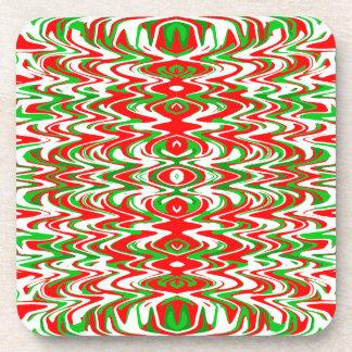 Holiday Candy Coaster