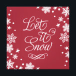 """Holiday Canvas Art 