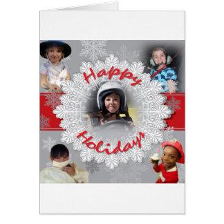 Holiday Card Design 001