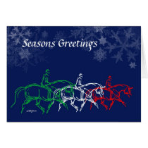 Holiday Card Trot x3