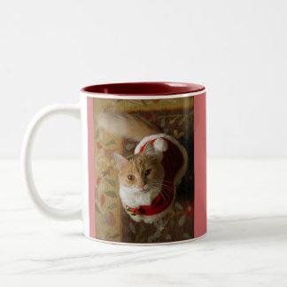 Holiday Cats Mug