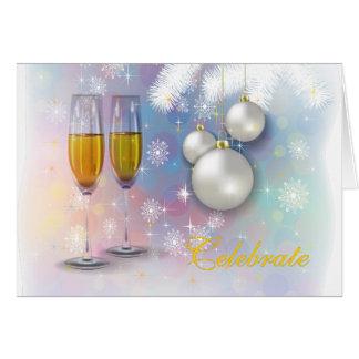 Holiday Celebration Card