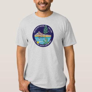 Holiday Challenge - Symmetric text T-Shirt