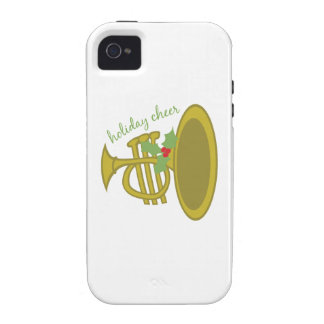 Holiday Cheer iPhone 4/4S Cover