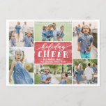 "Holiday Cheer Collage Holiday Photo Card<br><div class=""desc"">Celebrate the season with this modern and stylish holiday card from Berry Berry Sweet.</div>"