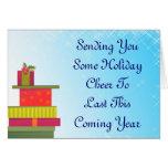 Holiday Cheer Greeting Cards