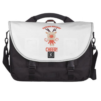 Holiday Cheer Laptop Bags