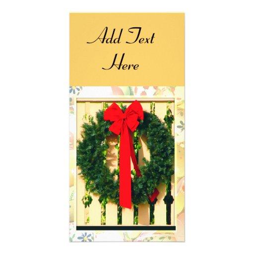 Holiday Cheers_ Photo Card
