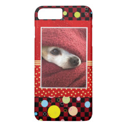 Case-Mate Tough iPhone 7 Plus Case with Chihuahua Phone Cases design