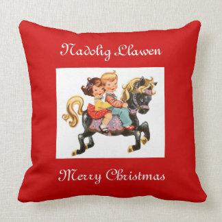 Holiday Children Pillow