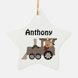 Holiday Choo Choo Train Ornament