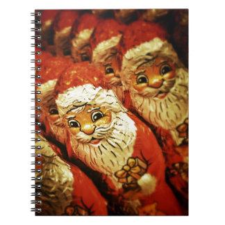 Holiday Christmas Tree Party Destiny Celebration Notebook