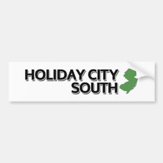 Holiday City South, New Jersey Bumper Sticker