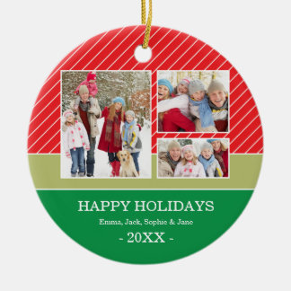 HOLIDAY COLLAGE   | HOLIDAY ORNAMENT