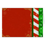 Holiday Colors Cards