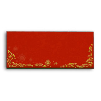 Holiday Colors Envelope