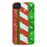 Holiday Colors iPhone 4 Cover