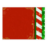 Holiday Colors Postcards