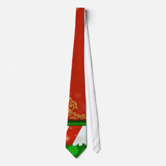 Holiday Colors Tie