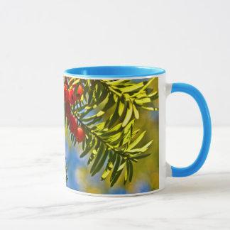 Holiday Conifers Mug