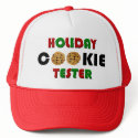 Holiday Cookie Tester Truckers Hat hat