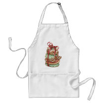 Holiday Cookies Apron