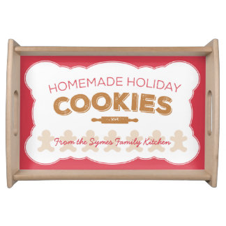 Holiday Cookies Tray