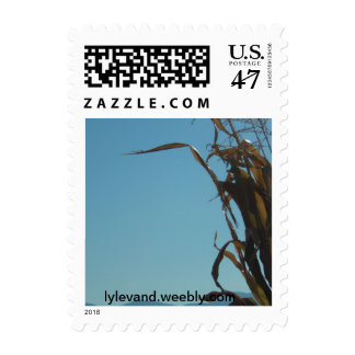 Holiday Corn Stamp