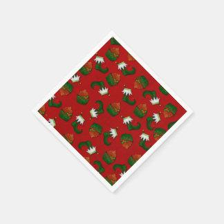 Holiday Cupcake Whimsey PARTY CUPCAKE WARS Paper Napkin