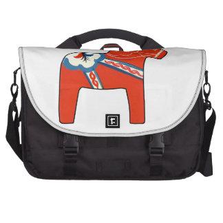 Holiday Dala Horse Laptop Bag