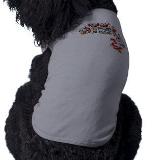 Holiday Dalmatian Pups Pet Clothes